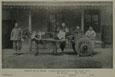 전도하러 나오다(사진은 1900년 3월 비행 직전에 찍었다) 글로버씨, 헤들리, 글로버부인, 호프