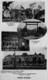 황궁 박물관/야스쿠니 신사/센가구지 박물관의 47개 로닌 조각들/일본의 적십자 건물/ 도쿄의 풍경
