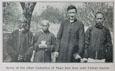 갈빈 신부와 산단코우의 일부 노인 가톨릭 신도들