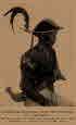 마노보족 - 민다나오의 아구산 북쪽 마구아간. 나무 껍질로 만들고 닭 깃털로 장식한 모자는 부족의 전통 모자이다.